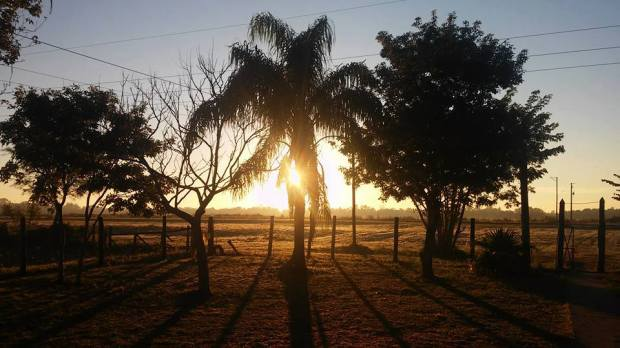 27 abril_ Chaco historia_ taburete instagram la escuela rural 509 sobre la ruta 95 km 1152